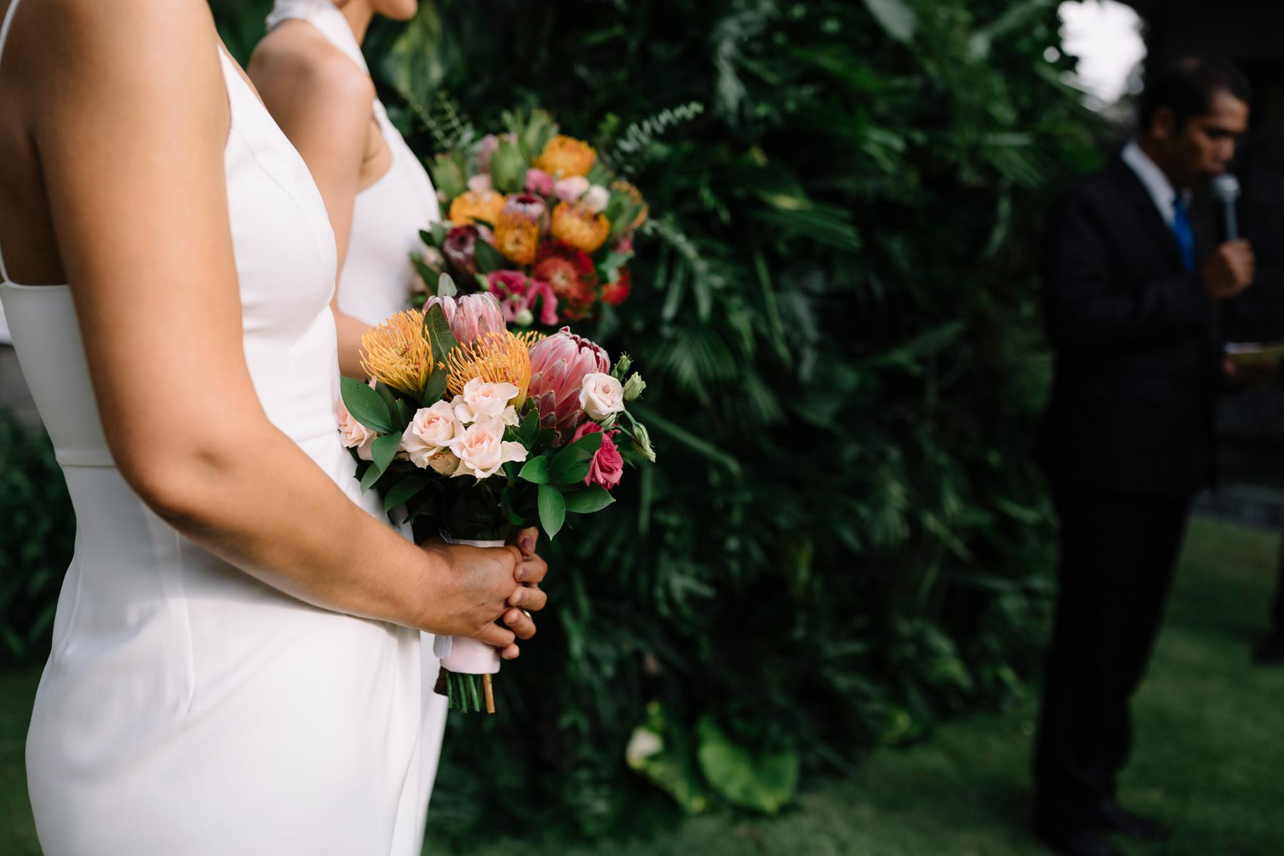 Kylie & Richard's Bali Wedding