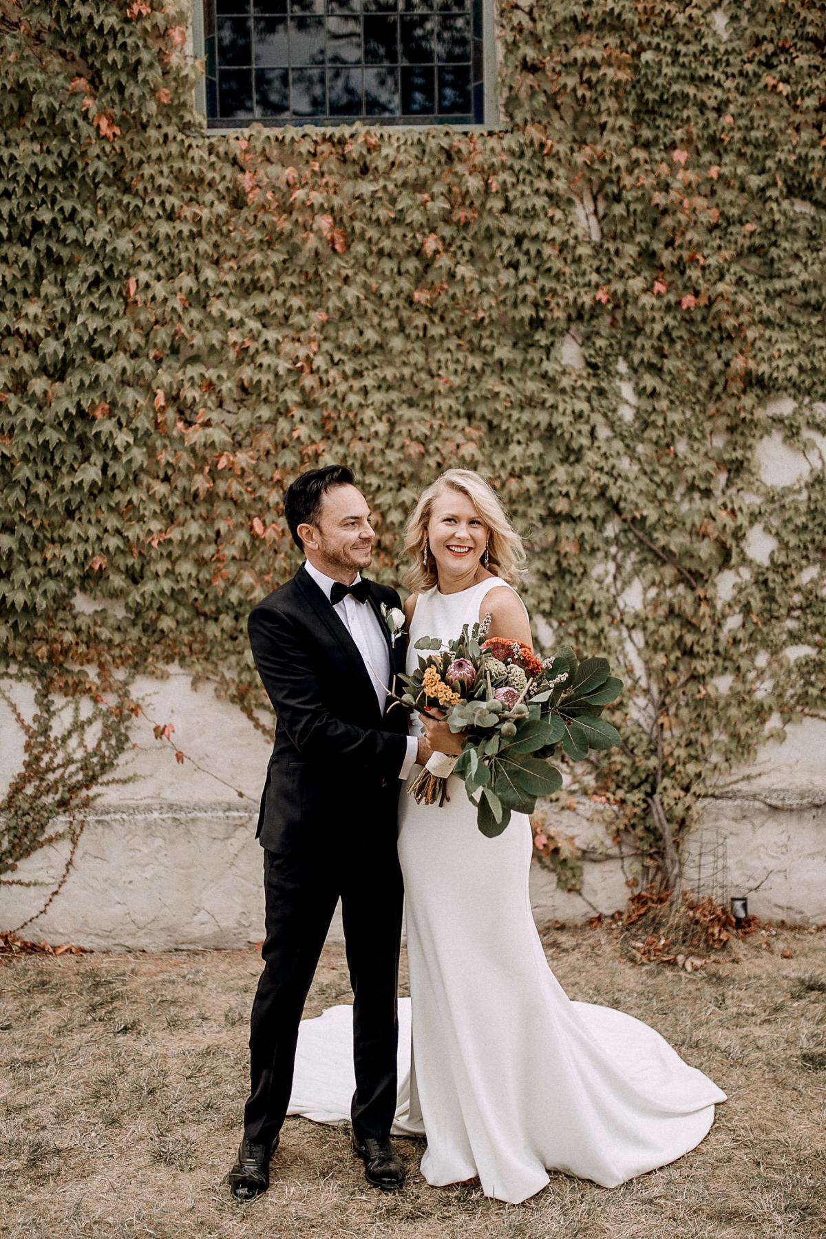 Jennifer & Paul's Yarra Valley Wedding