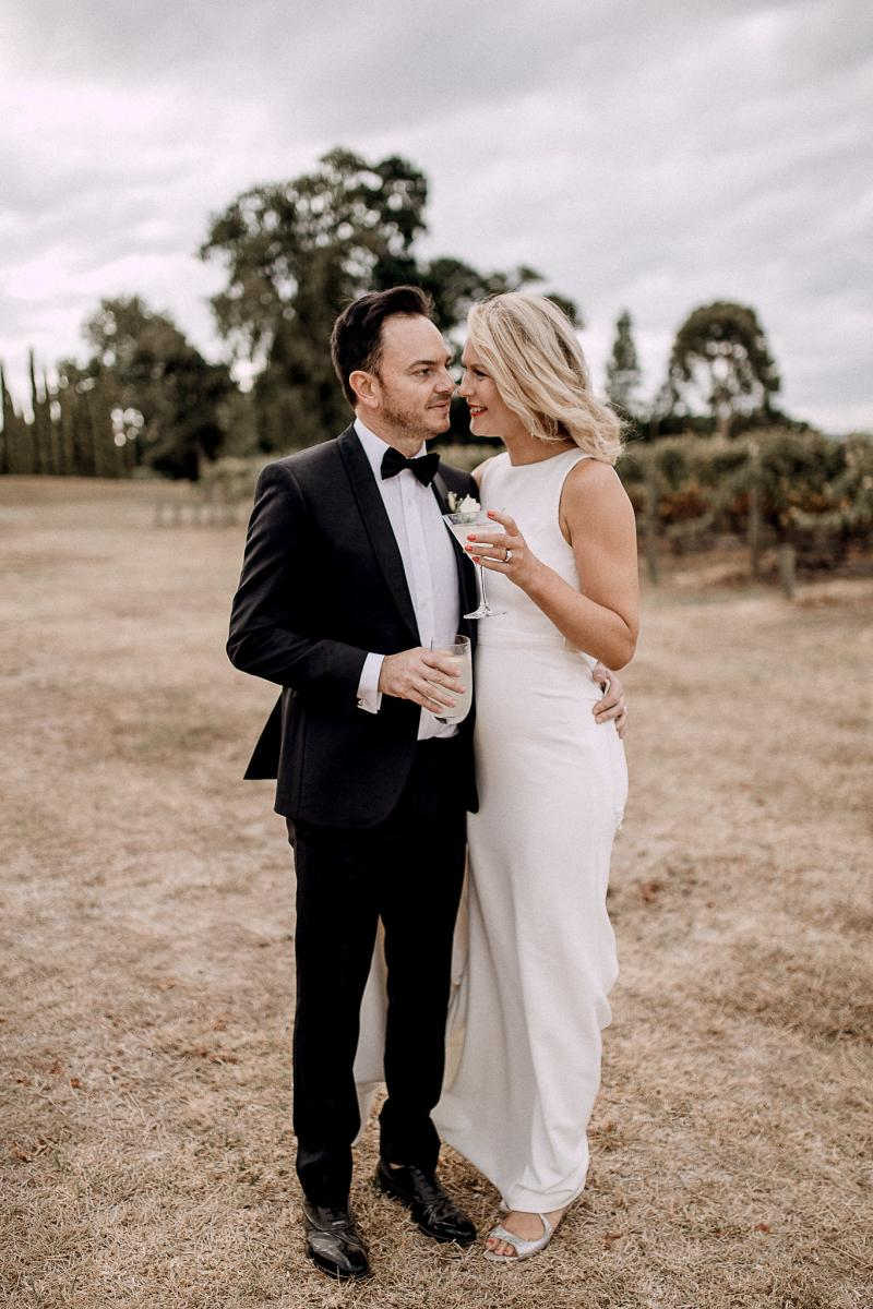 Read all about our real bride's wedding in this blog. She wore the WILD HEARTS Paris wedding dress by Karen Willis Holmes.