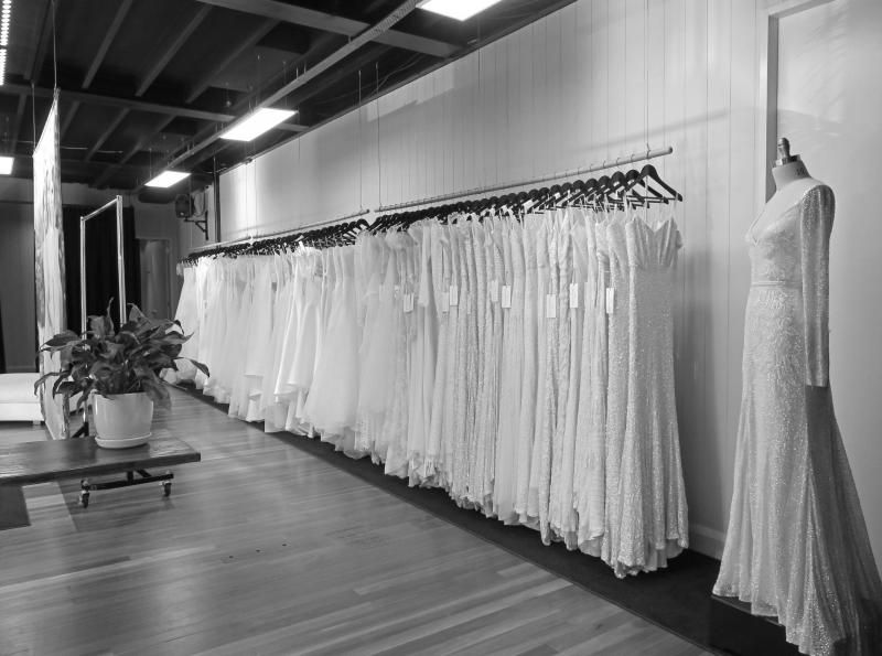 Karen Willis Holmes bridal boutique - Sydney