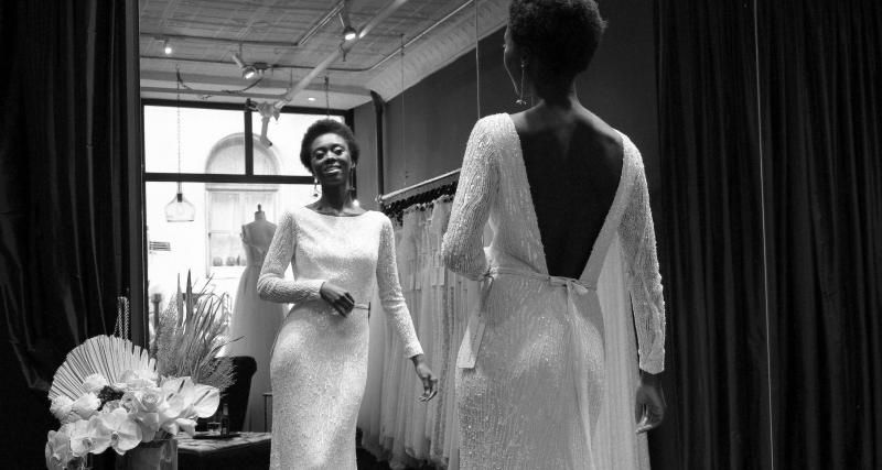 Karen Willis Holmes bridal boutique - New York