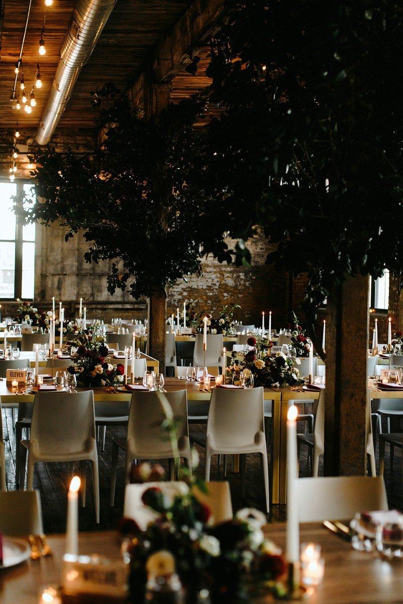 Lauren & Patrick's Industrial NYC Wedding