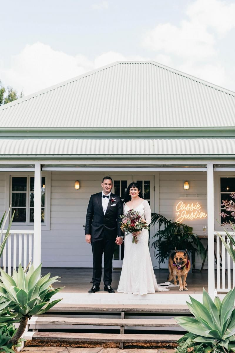 Read all about our real bride's wedding in this blog. She wore the Luxe Celine wedding dress by Karen Willis Holmes.