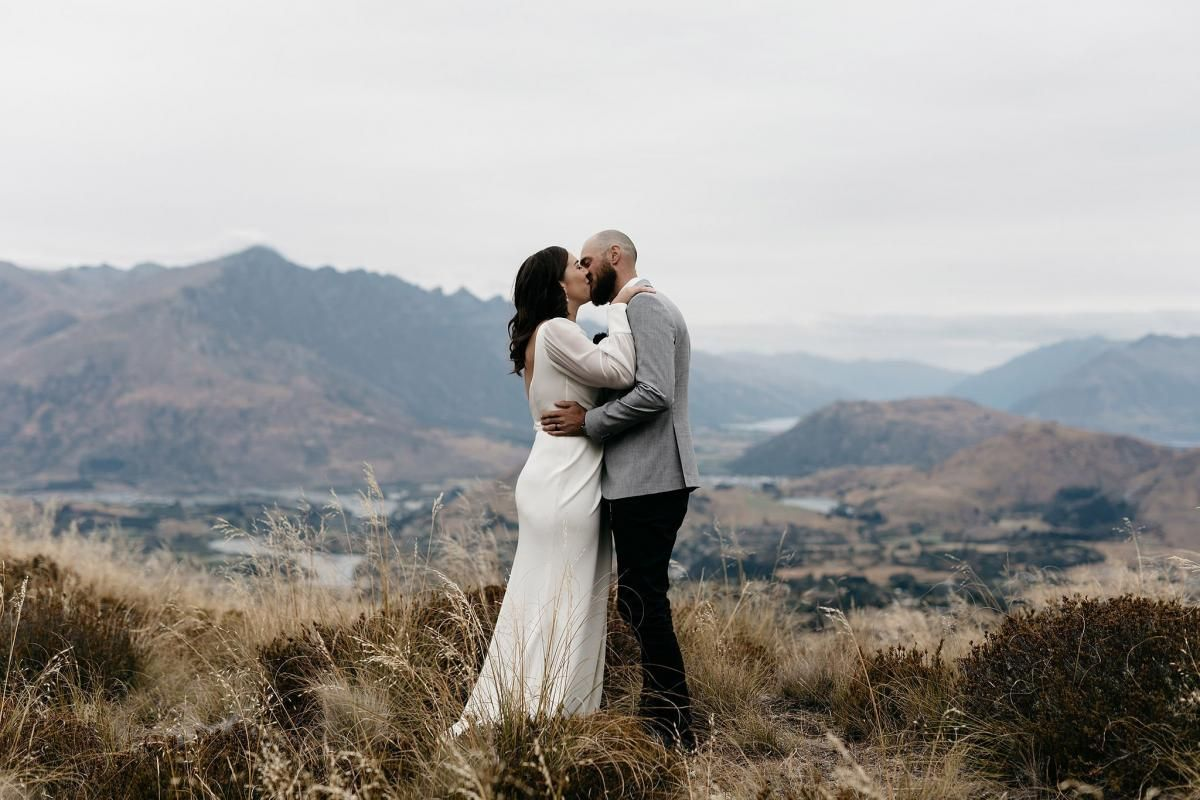 Read all about our real bride's wedding in this blog. She wore the Wild Hearts Nikki wedding dress by Karen Willis Holmes.