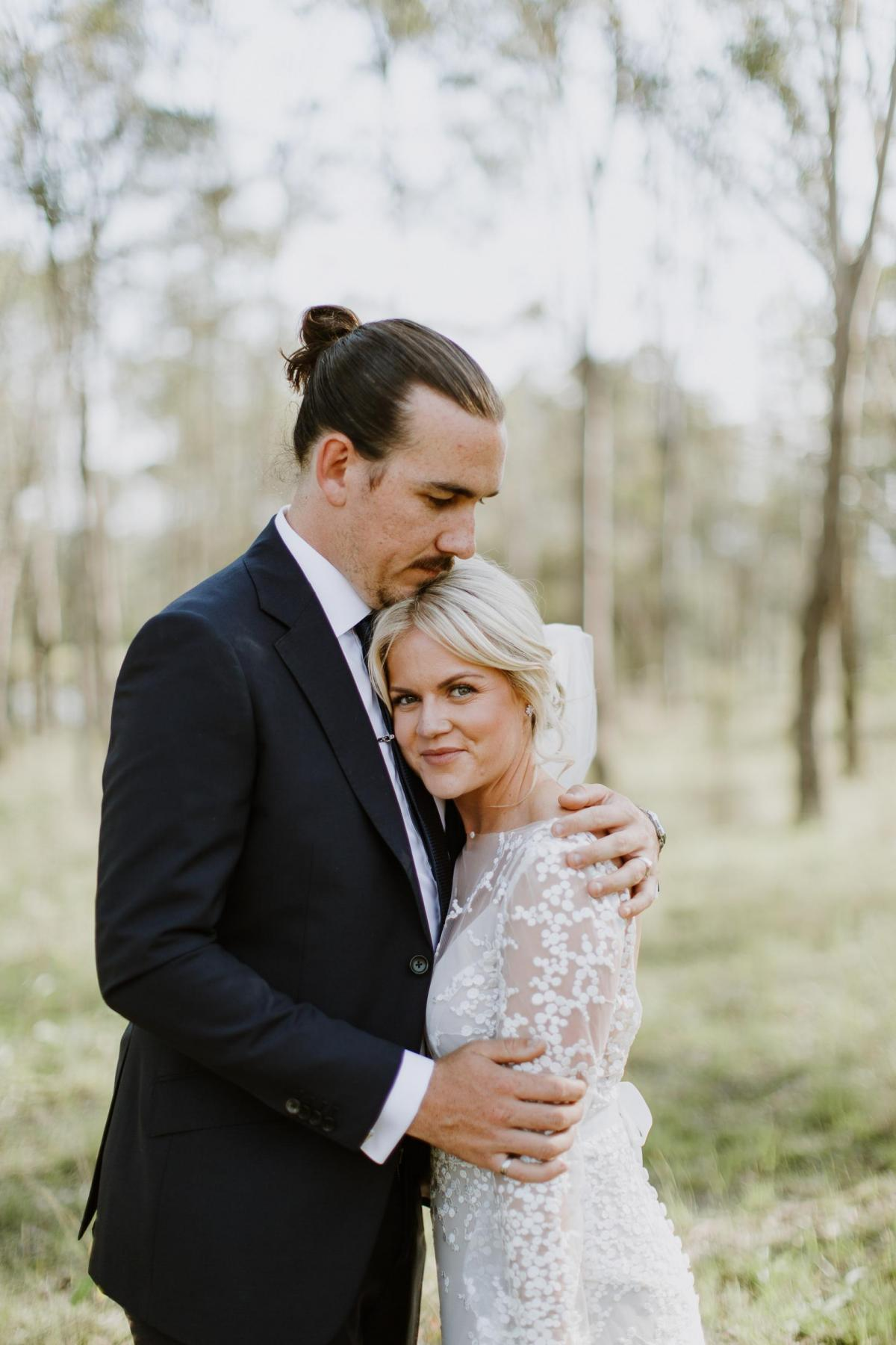 Read all about our real bride's wedding in this blog. She wore the Bespoke Pascale wedding dress by Karen Willis Holmes.