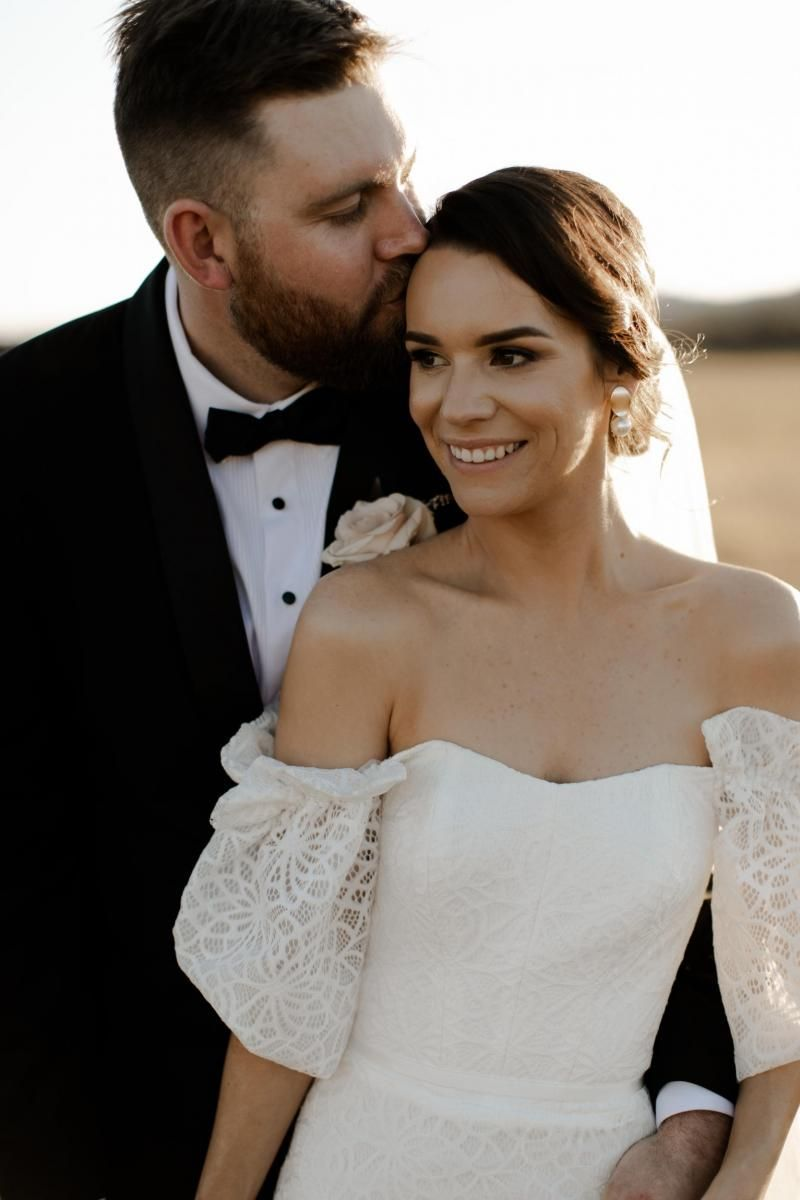 Read all about our real bride's wedding in this blog. She wore the Wild Hearts Vivienne wedding dress by Karen Willis Holmes.