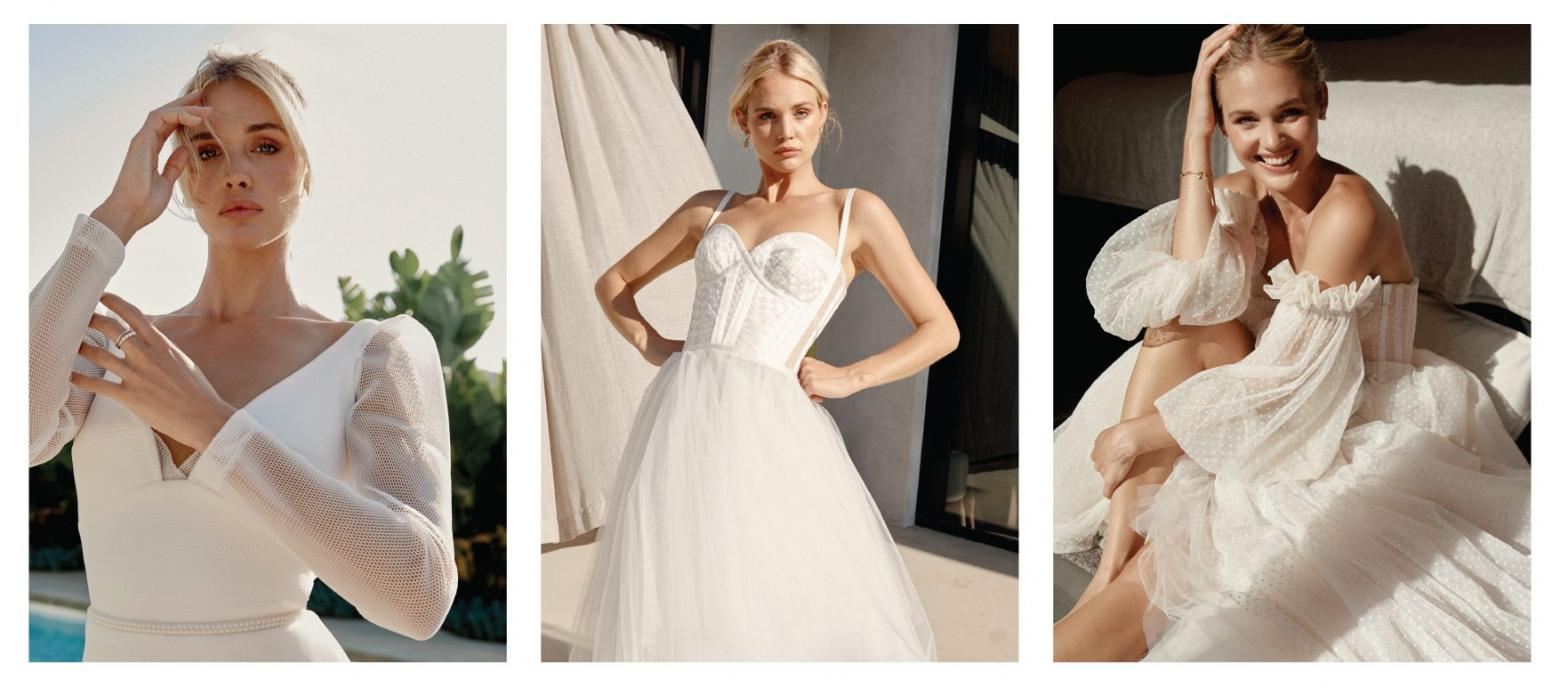BESPOKE wedding dresses by Karen Willis Holmes