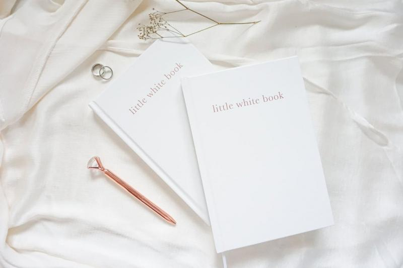 Little White Book by littlewhitebooks, perfect for brides out for the memories, and who want to ease themselves in