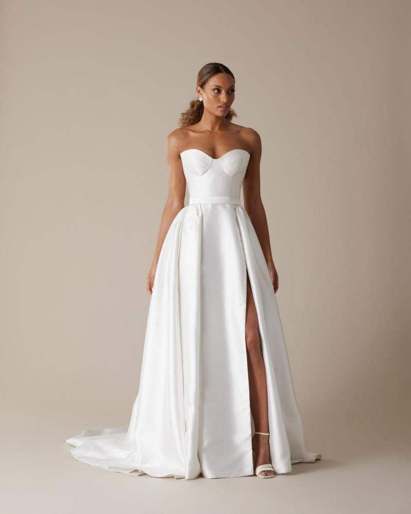 Structured Wedding Dresses & Gowns   Structured Bridal Dresses
